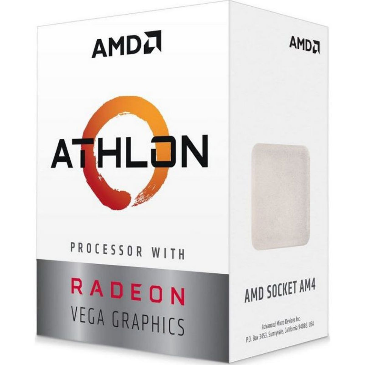 Cpu Amd Athlon 200ge Am4